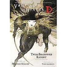 Vampire Hunter D Volume 13: Twin-Shadowed Knight Parts 1 & 2 (English Edition)