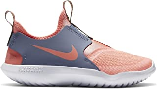 Nike 耐克 Flex Runner (Ps) 中性儿童运动鞋,黑色/白色