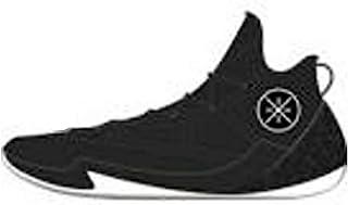 LI-NING 男式 Wade Fission IV 高帮篮球鞋内衬气垫稳定专业运动鞋 ABAN029