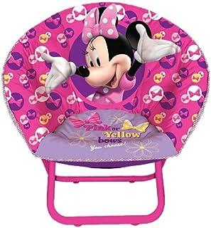 Disney 迪斯尼米妮老鼠幼儿茶托椅 老鼠米妮 米妮