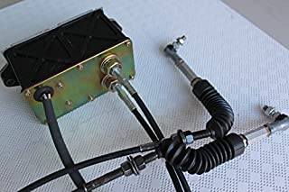 Blueview 油门电机,带 6 针插头,247-5231,1190-0633 适用于 Caterpillar 312B/320B 挖掘机