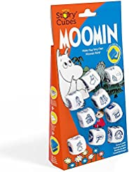 The Creativity Hub Rory 的故事魔方 6 years to 99 years Moomin Assorted Colours