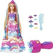 Barbie Dreamtopia Twist 'n Style 娃