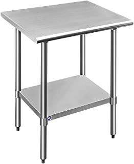 Rockpoint 不锈钢商用厨房桌