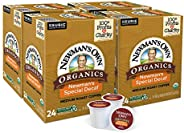 Newman's Own Organics Special Decaf Keurig K Cup Pods, Decaffeinated, 96 C