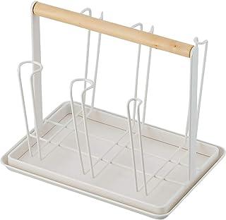 和平FREIZ 厨房收纳 玻璃杯支架 控水 带托 RG-0328
