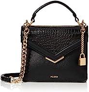 ALDO 女式 IRIA 手提包,黑色,均码