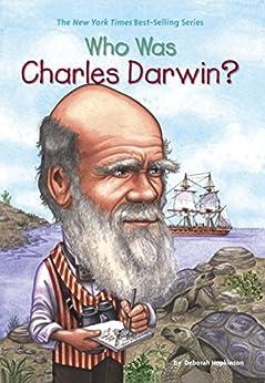 """Who Was Charles Darwin? (Who Was?) (English Edition)"",作者:[Deborah Hopkinson, Who HQ, Nancy Harrison]"