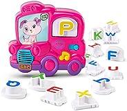 LeapFrog 冰箱拼音磁性字母套装,粉红色