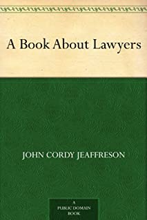A Book About Lawyers (English Edition)