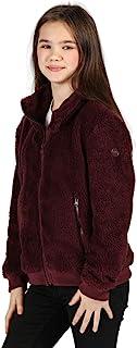 Regatta 儿童 Calpurnia 加厚蓬松涤纶全拉链羊毛衫