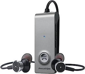 Phiaton 无线蓝牙 4.0 和主动降噪耳机