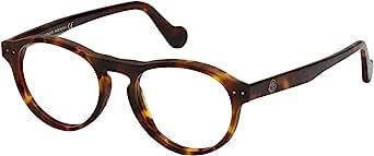 Moncler 椭圆眼镜 ML5022 052 深哈瓦那 51mm 5022