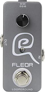 FLEOR 吉他效果踏板装置,带真旁路 Looper