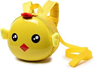 TABITORA 幼儿卡通可爱小黄鸭背包儿童书包 黄色