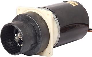 Jabsco 37072-0092 Marine Designer 系列和静音冲洗海洋马桶泵组装套件(12 伏)