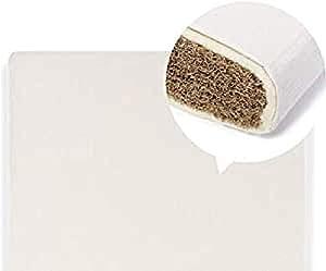 moKee 天然床垫 120 厘米长 x 60 厘米宽