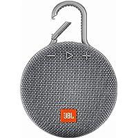 JBL Clip 3 便携式防水无线蓝牙音箱 - 灰色