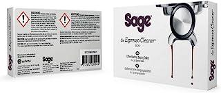 Sage Appliances BEC250UK 浓缩咖啡清洁片(8),白色