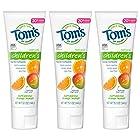 Tom's of Maine 防龋齿儿童牙膏 144g*3支 含税免邮中国¥100