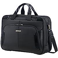 SAMSONITE BAILHANDLE 3C 15.6 英寸 EXP (黑色) -XBR 手提箱,47厘米,黑色