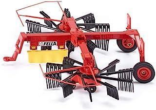 SIKU 2451,Fella Schwader,1:32,金属/塑料,红色,可移动和折叠陀螺