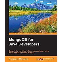 MongoDB for Java Developers (English Edition)