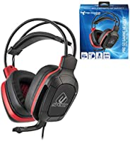 Subsonic - Gamer Headset - Pro Gaming 50 for PS4 - Xbox One - PC - 任天堂开关 - 红色运动版 (PlayStation Vita//)