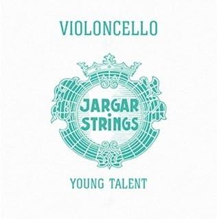CUERDA VIOLONCELLO - 玻璃水瓶(年轻人)(铬)1a 中号大提琴3/4(La)A(单位)