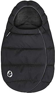 Maxi-Cosi Maxi-Cosi Maxi-Cosi 迈可适 Winter Footmuff 适合新生儿的温暖鞋垫 基本黑色