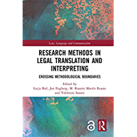 Research Methods in Legal Translation and Interpreting: Cros…