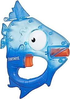 Super Soaker Nerf Fortnite Slurpfish 鲢鱼造型玩具水枪 适合儿童、青少年、成人 微型尺寸易于携带