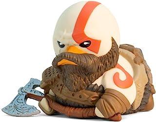 TUBBZ 战神收藏版橡胶鸭雕像 - 官方 God of War 商品 - *限量版收藏者乙烯基礼品 Kratos