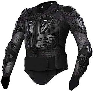 摩托车全身装甲防护装备夹克衬衫保护套 适用于成人