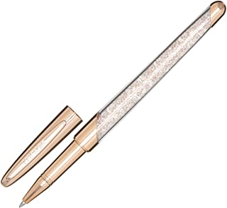Swarovski 施华洛世奇 正品 Crystalline Nova 圆珠笔 - 透明玫瑰金