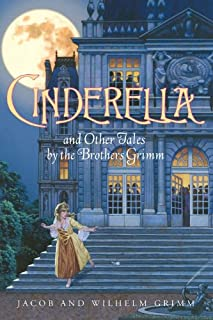 Cinderella and Other Tales by the Brothers Grimm Complete Text (Charming Classics) (English Edition)