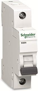 Schneider A9 K01125 断路器 K60 N 1P,25 A,B 特性/6KA
