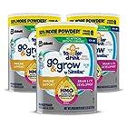 Abbott 雅培 Similac Go & Grow Non-GMO 幼儿配方奶粉 3段 1-3岁 3罐装 1.02kg*3(含铁, 添加2'-FL HMO ) 294元