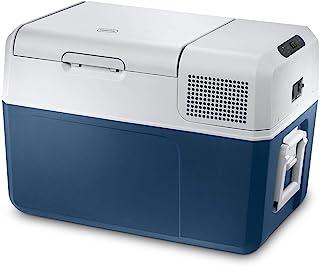 Mobicool MCF60 电动压缩机冷藏箱 58 升 12/24/230 V 迷你冰箱 适用于汽车、卡车、船、旅行车和插座