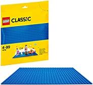 LEGO 乐高 拼插类 玩具 LEGO Classic 经典系列 蓝色底板 10714 4-99岁 积木