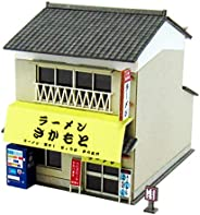SANKEI 1/150 角落生物系列 拉面店 纸模型