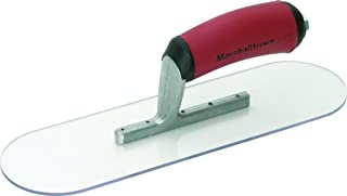 MARSHALLTOWN The Premier Line PSP12SD 30.48 厘米 x 8.89 厘米塑料泳池长筒,带弧形 DuraSoft 手柄