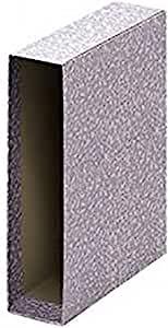 Grafoplas 07170071 - Box File, Grey Mottled 多种颜色