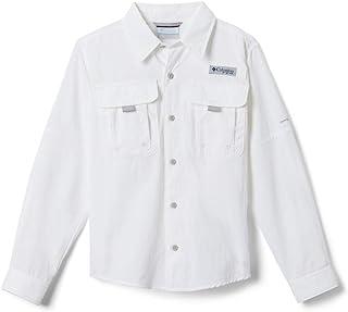 Columbia Sportswear 男童 Bahama 长袖衬衫