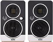 [Eve Audio] GmbH SC203 2路,3英寸(约7.62厘米) Master&Slave 主副音箱 成对套装 EAS