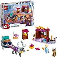 "[Lego 乐高] 迪士尼《冰雪奇缘2》 ""艾莎的马车大冒险"" 41166"