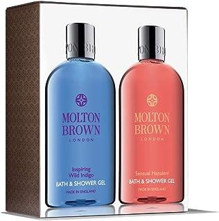 MOLTON BROWN(摩尔登布朗) 野性靛蓝 安德 蜂鸣 麦尔登 套装 沐浴露套装
