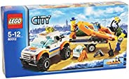 LEGO 樂高 城市海岸警衛隊60012:4x4&