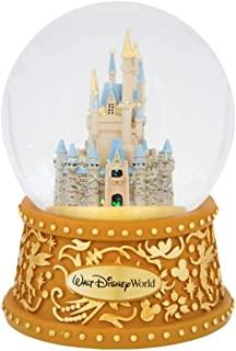 DisneyParks * - 音乐雪球 - Walt Disney 世界城堡 A Dream is a Wish Your Heart Makes