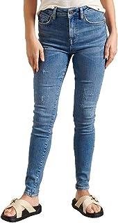 Superdry 极度干燥 女士高腰紧身裤